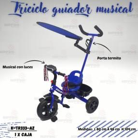 Triciclos con guiador