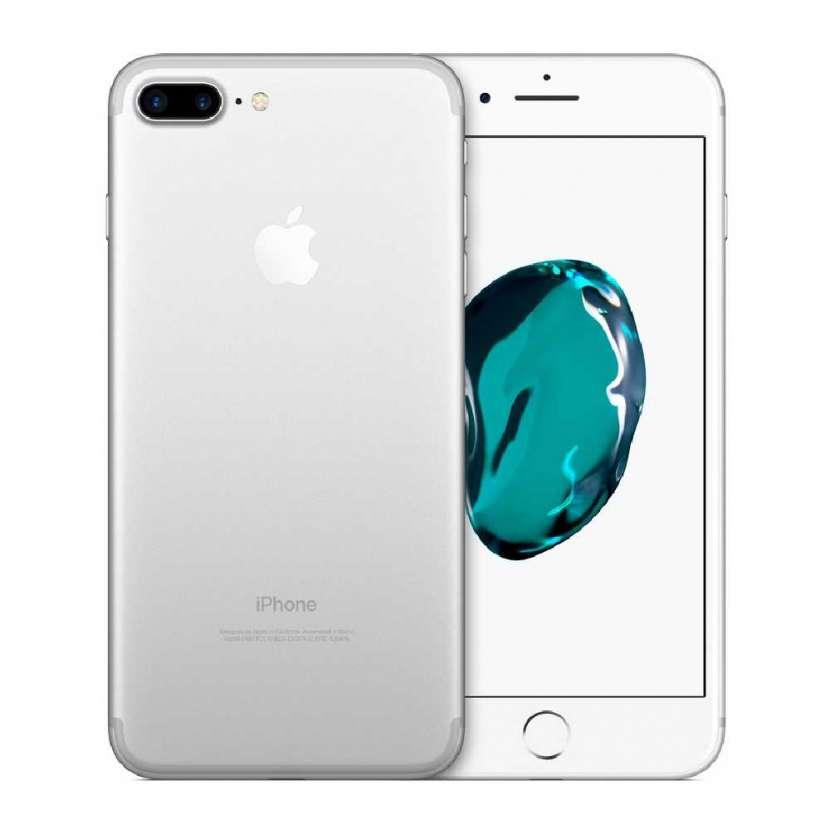 iPhone 7 plus 128gb silver - 2