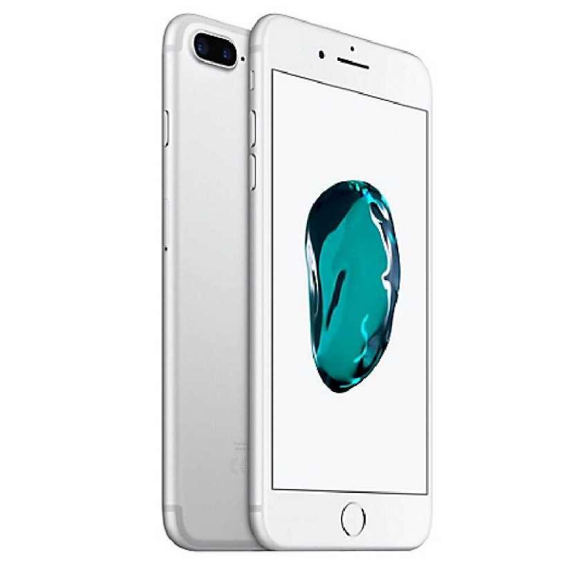 iPhone 7 plus 128gb silver - 0