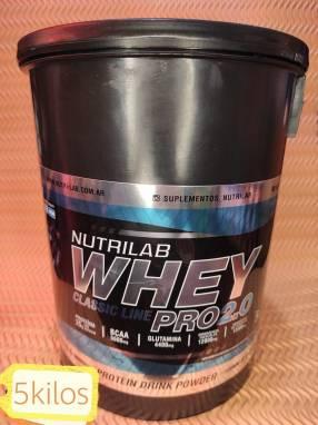 Suplemento Nutrilab Pro 2.0 de 5 Kg