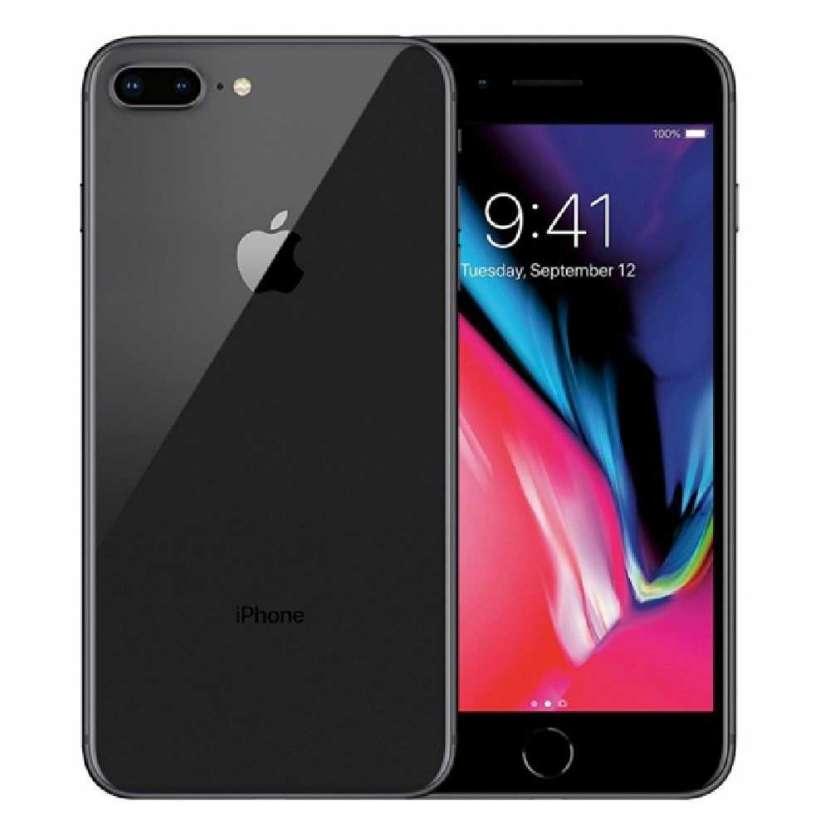 iPhone 8 plus 256gb negro - 2
