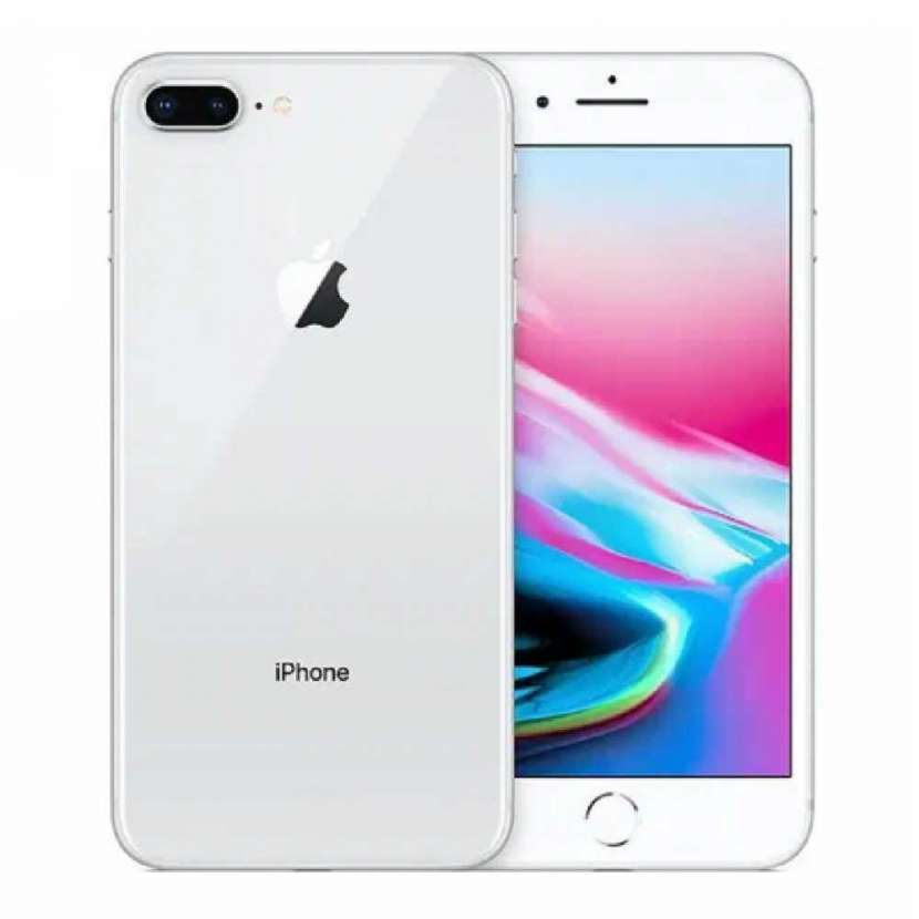 iPhone 8 plus 256gb silver - 2