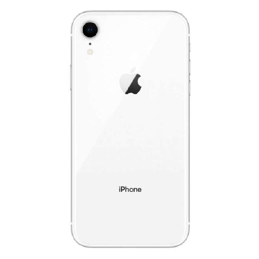 iPhone XR blanco 256gb - 1