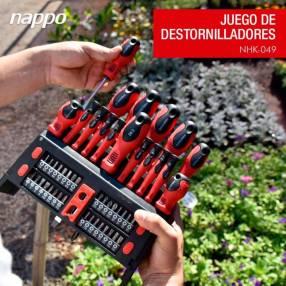 Kit de juegos de destornilladores Nappo