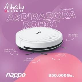 Aspiradora robot Nappo blanca