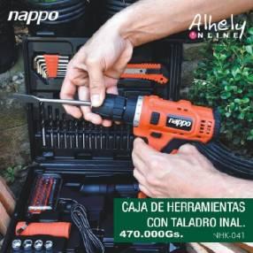 Taladro inalámbrico Nappo