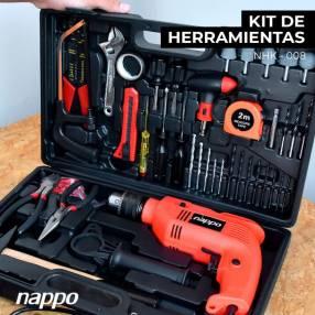 Kit de herramientas Nappo