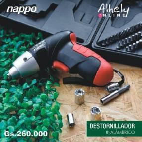 Destornillador eléctrico Nappo