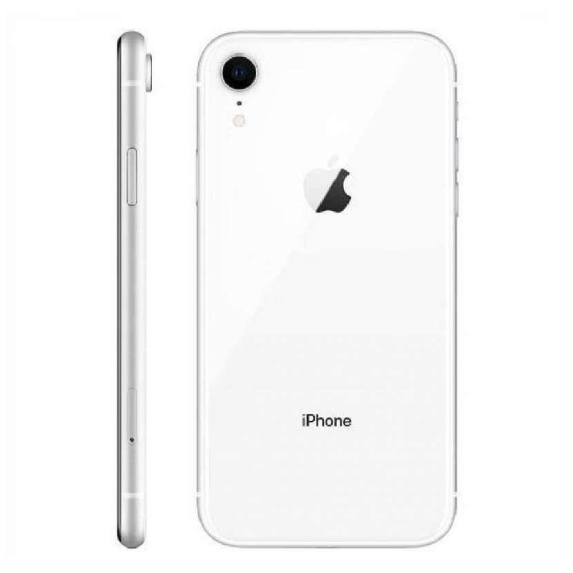 iPhone XR blanco 256gb - 2