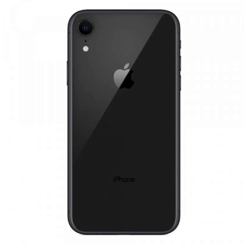 iPhone XR negro 256gb - 0