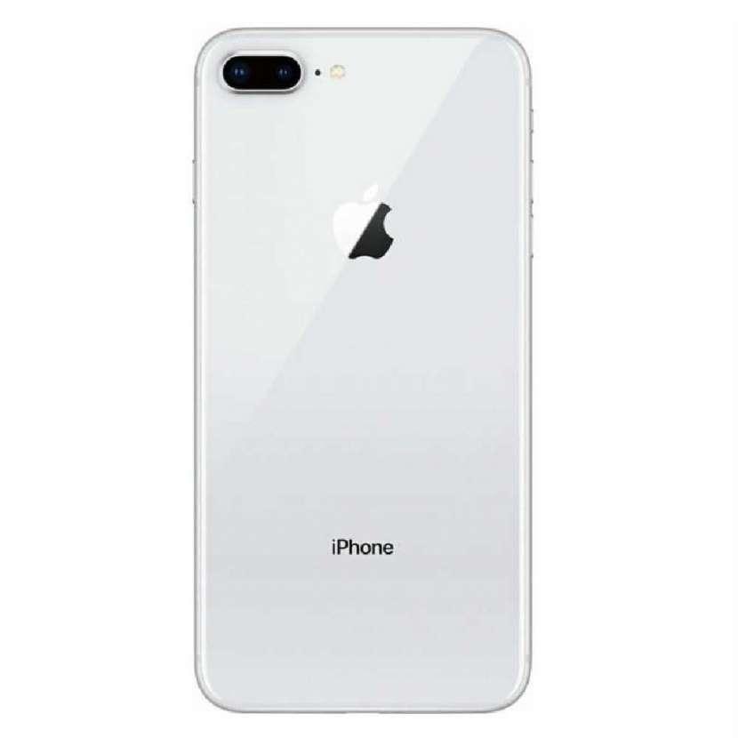 iPhone 8 plus 256gb silver - 0
