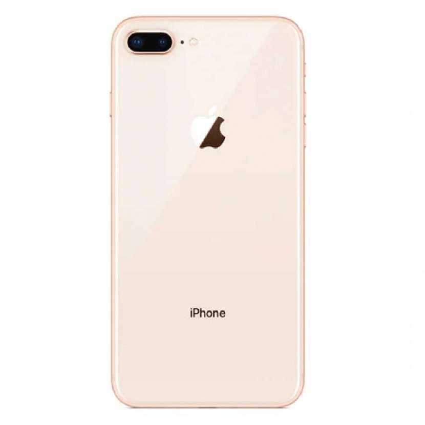 iPhone 8 plus 256gb dorado - 1