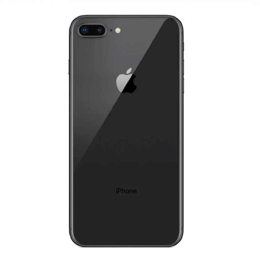 iPhone 8 plus 256gb negro - 1
