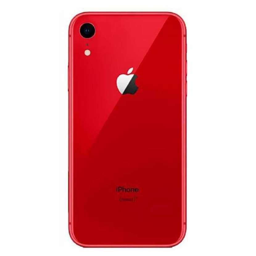 iPhone XR 128gb rojo - 2
