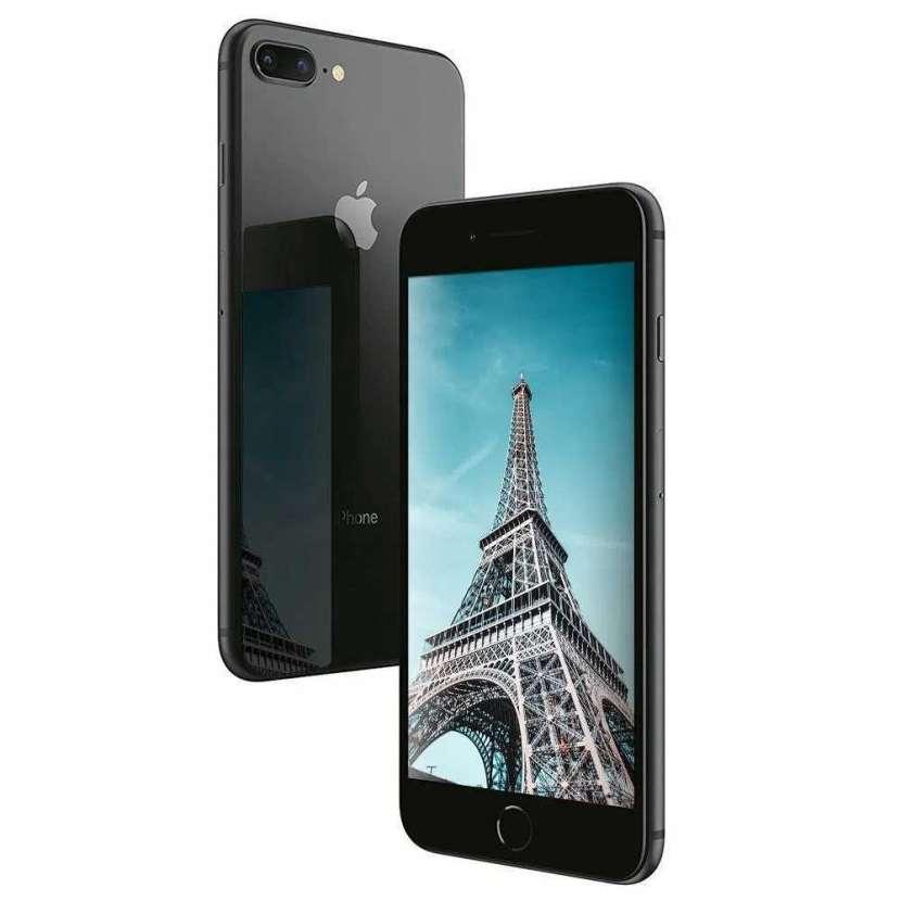 iPhone 8 plus 256gb negro - 0