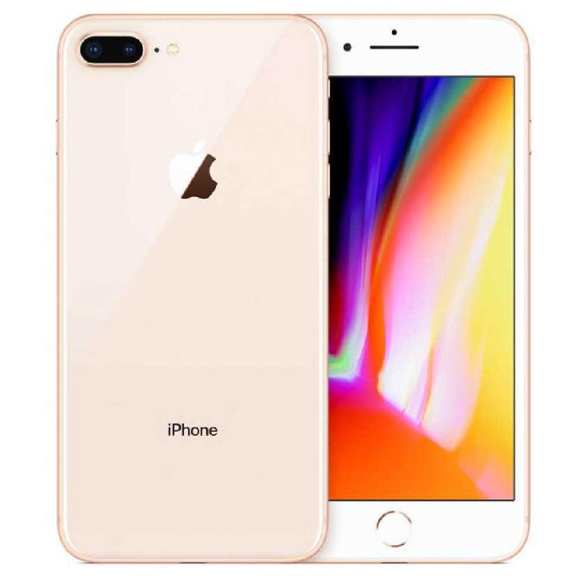 iPhone 8 plus 256gb dorado - 2