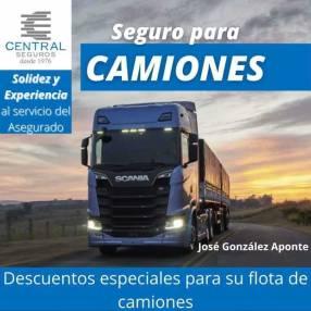 Seguro para camiones