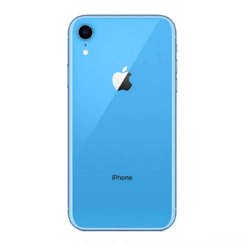 iPhone XR azul 128gb - 2