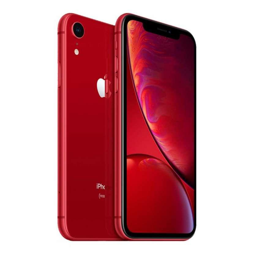 iPhone XR 128gb rojo - 1