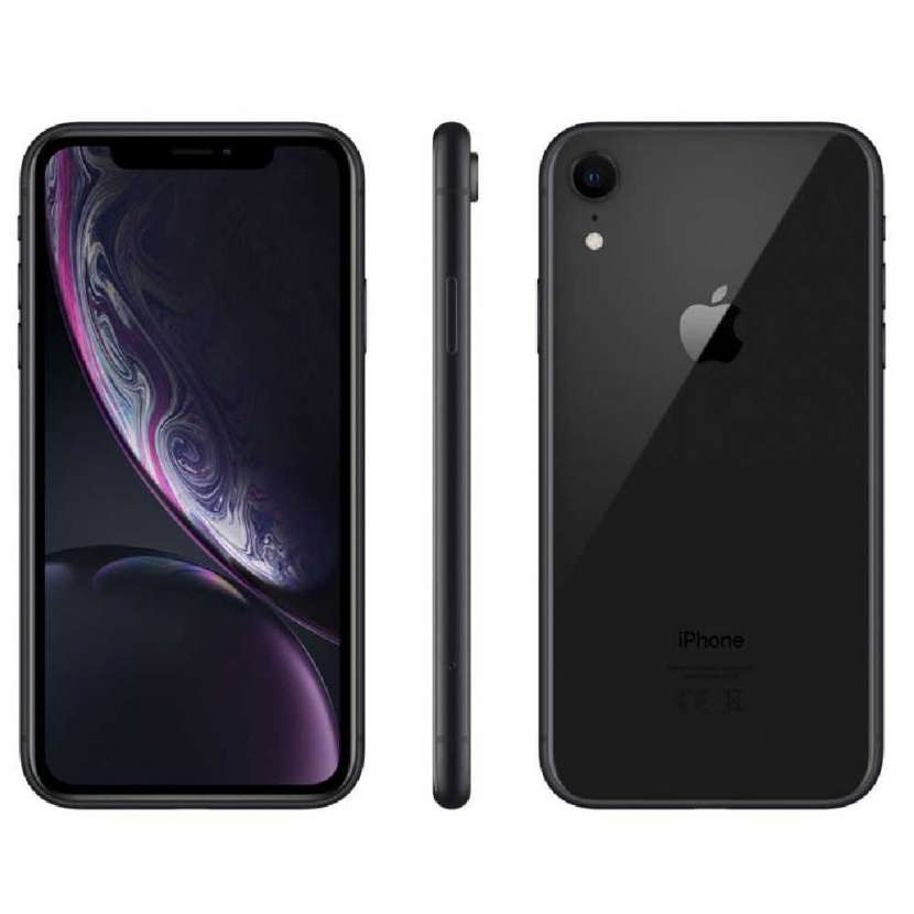 iPhone XR negro 256gb - 1