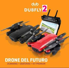 Drone con 2 cámaras