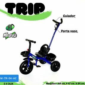 Triciclo guiador