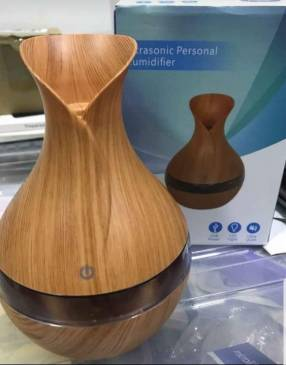 Humidificador estilo madera