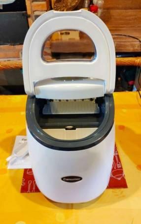 Fabricadora de hielo portátil de 2 Kg Consumer (1466)