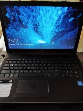 Notebook HP en perfecto estado