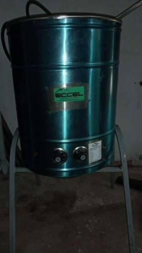 Freidora eléctrica ECCEL 25 litros