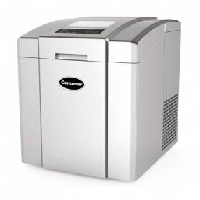 Fabricadora de hielo de 18 kilos 24hs consumer