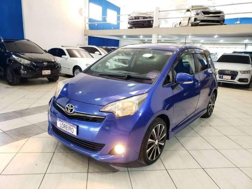 Toyota New Ractis 2010 - 0