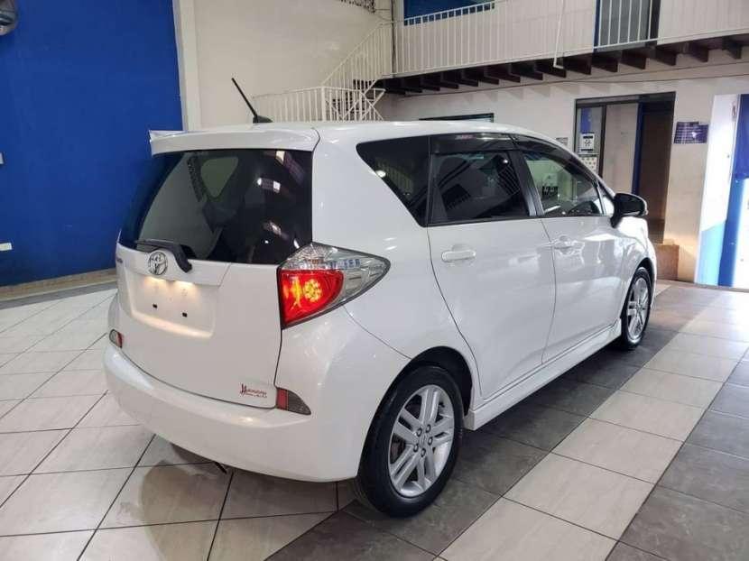 Toyota New Ractis 2011 - 3