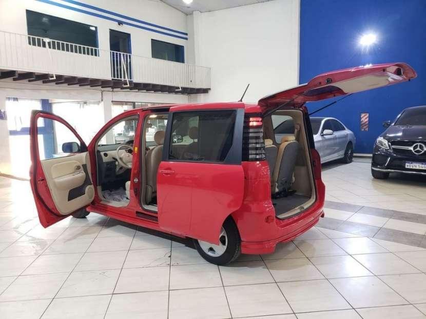 Toyota Sienta 2003 - 5