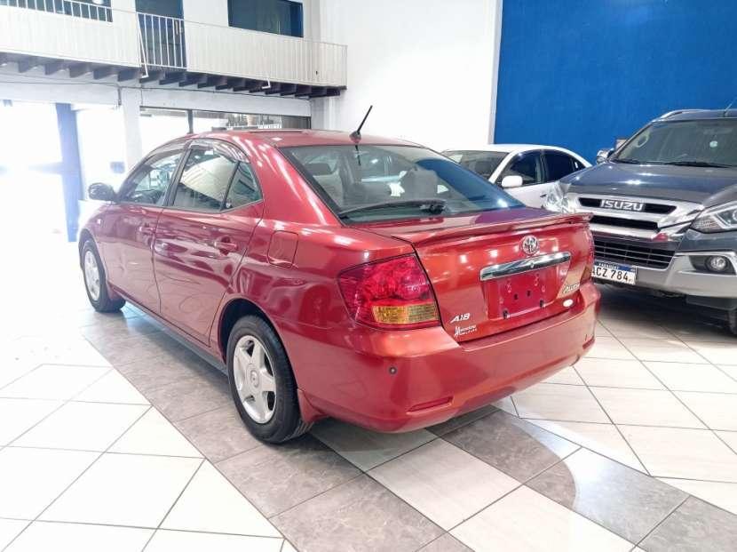 Toyota Allion 2002 - 4