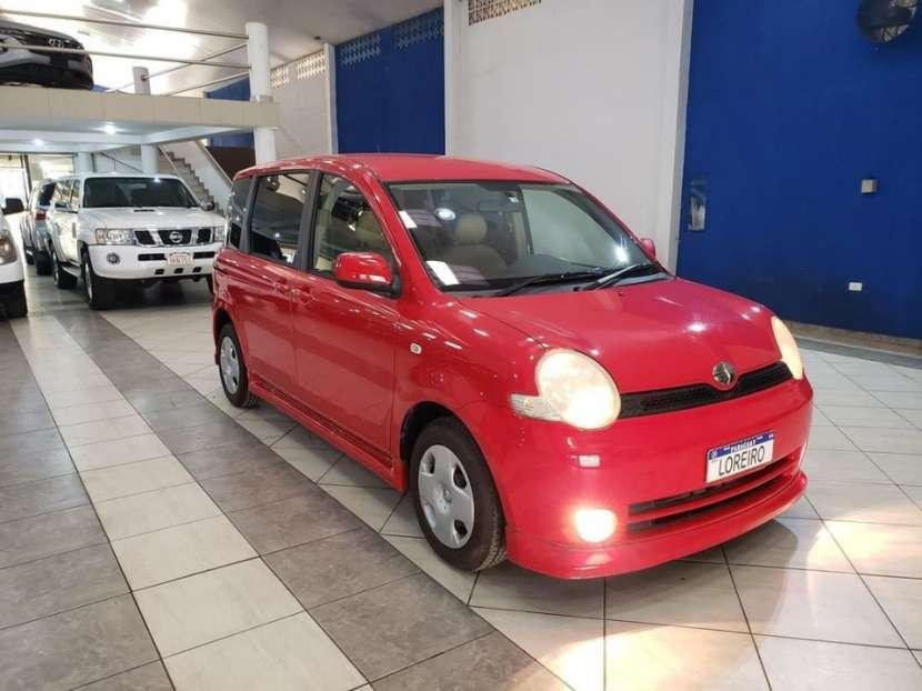 Toyota Sienta 2003 - 2