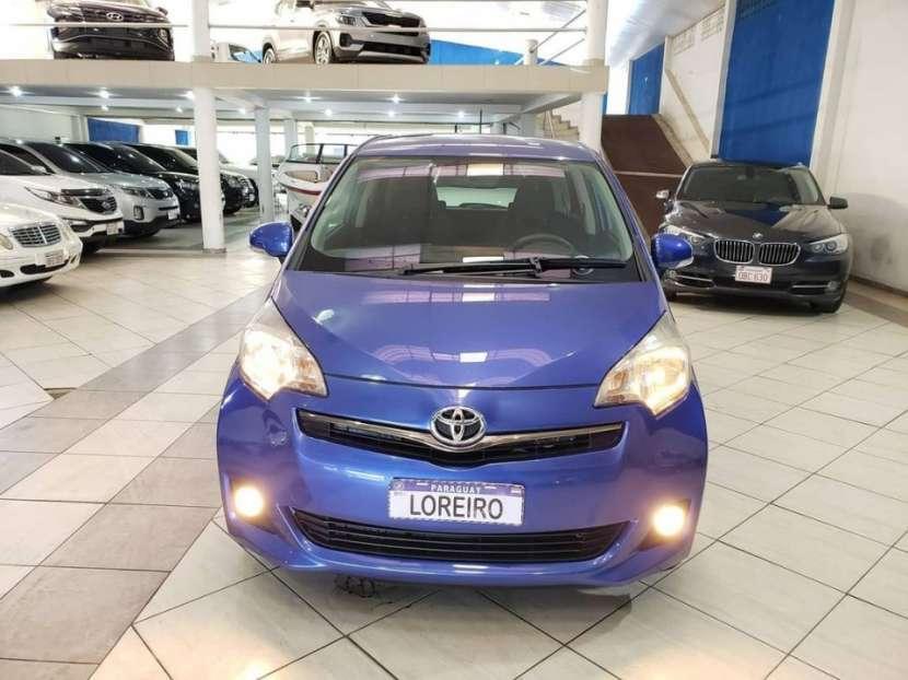 Toyota New Ractis 2010 - 1