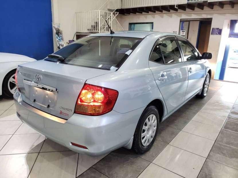 Toyota Allion 2002 - 3