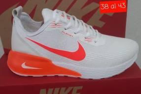 Nike tipo running nuevo modelo disponible en 5 colores