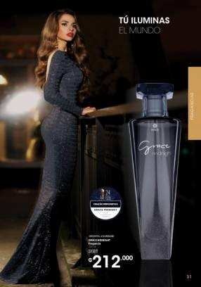 Perfume Grace Midnigh HND alta fama