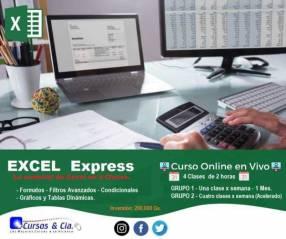 Curso taller Excel Express