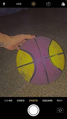 Balón de de básquetbol