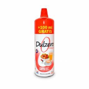 Dulzero clásico líquido 600 ml.