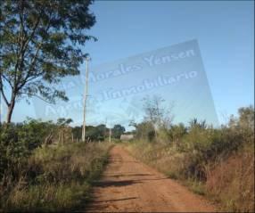 Terreno de 2,5 hectáreas con naciente de agua