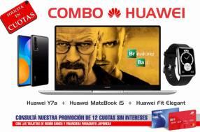Combo Huawei