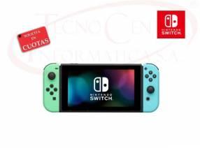 Nintendo Switch 32GB Animal Crossing