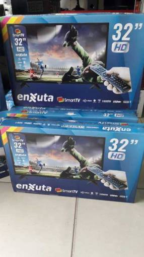 Smart TV LED Enxuta de 32 pulgadas