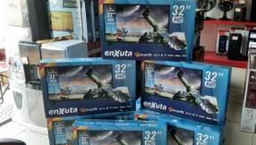 Led smart HD Enxuta de 32 pulgadas