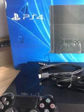 PS4 Fat de 500 gb