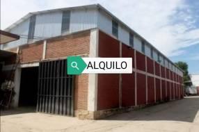 Depósito en Asunción Barrio Jara COD 0194